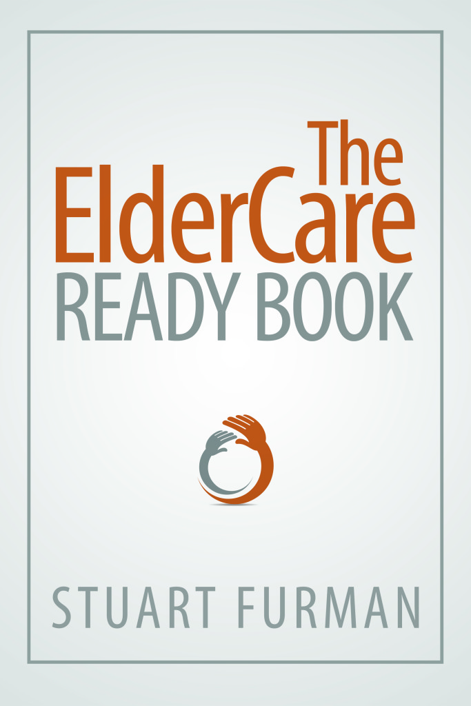 ElderCare Ready Book Front Cover